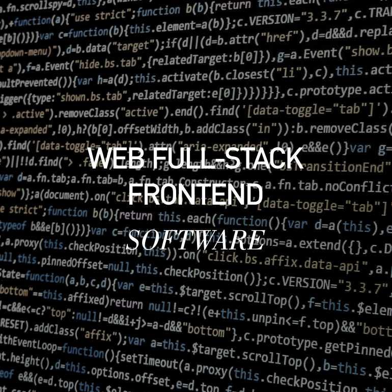 des.web full stack - frontend