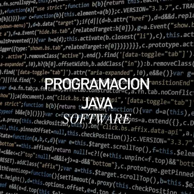 curso programacion java